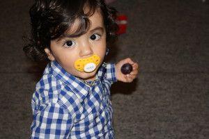 Mit elskede barnebarn Rodi