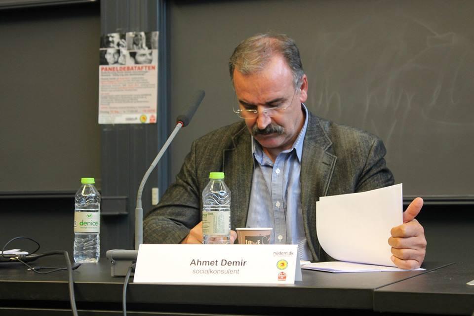 Ahmet Demir . Foredrag og Kurser