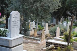 Muslimsk begravelsesplads