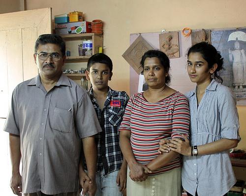 Familiebehandling af familier