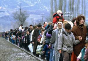 Flygtninge . Photo Credit: United Nations Photo via Compfight cc