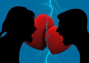 Krise i parforholdet – ægteskabet