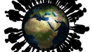 Global samfund borger