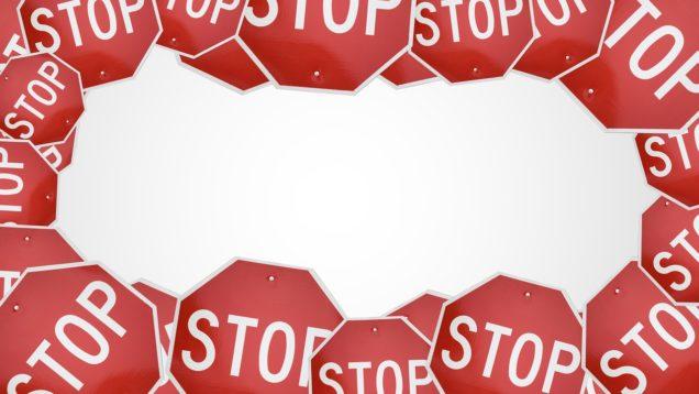 Stop drabet