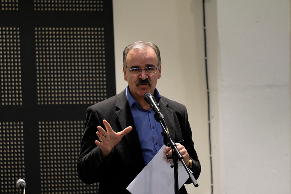 Ahmet Demir. Foredragsholder
