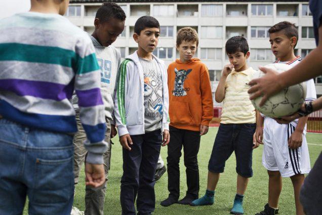Ghetto-skole - Tagensbo skole