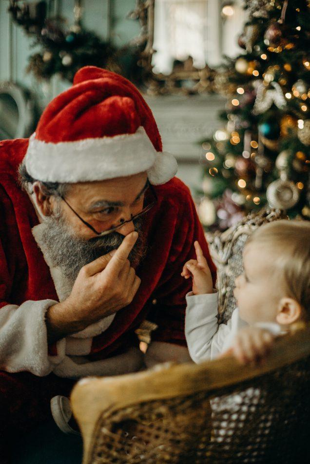 Jeg ønsker dig og din familie god jul og godt nytår.